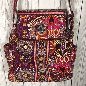 Vera Bradley Wallet abs Shoulder Bag